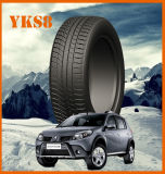 Neumático de la nieve, polimerización en cadena, neumático del vehículo de pasajeros,