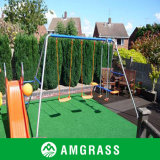 V Shape Anti-UV Landscaping Synthetic Grass (AMV426-25D)