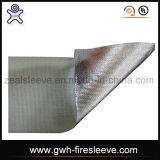 Pano da fibra de vidro da folha de alumínio da alta qualidade