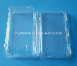 Copertura superiore Blister Disposable Plastic Blueberry Container Plastic Packing Container per Blueberry Strawberry