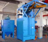 Indusrial装置のホックのタイプショットブラスト機械、自動磨く機械