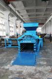Бумага EPA 125 горизонтальная неныжная рециркулируя машину Baler