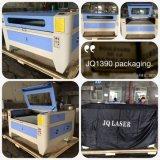 Máquina de corte do laser do CO2 da espuma plástica de Jq 1390 finamente