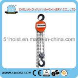 HS-V Typ 3 Tonnen-Kettenriemenscheiben-Block