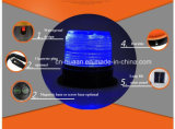 Luz de baliza de advertência psta solar do estroboscópio do diodo emissor de luz