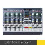 48CH mischender Audioenergien-Mischer der Konsolen-Gl-2800-848 Digital