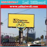 Panneau Double Side LED Outdoor Advertising Billboard