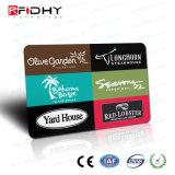 Scheda astuta del PVC RFID del chip Ntag216