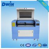 Precio de acrílico de madera de la cortadora del grabado del laser del CO2 de Dwin