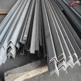 Tamaños del hierro de ángulo del acero inoxidable de China AISI 304