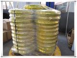 Grand type couplage en caoutchouc de câble de galerie pour câbles de protecteur en caoutchouc de cordon