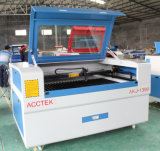 A máquina 1390 de estaca do laser de /CNC da máquina de gravura do laser do CNC/CO2 de madeira Playwood de couro plástico morre a estaca do laser do CNC da placa
