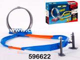 最も新しいおもちゃの電気おもちゃB/Oの金属の客貨車(596626)
