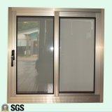 Finestra di scivolamento di alluminio della lega di alluminio/finestra K01083 finestra di alluminio