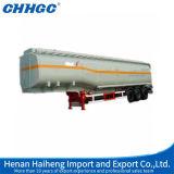 Wellen40 Cbm-Kraftstoff-Tanker-halb Schlussteil ISO-CCC 3