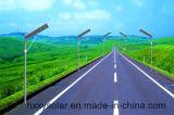Indicatore luminoso solare 10W della via facile dell'installazione