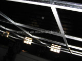 Leichtes Galvanized Steel Drywall Metal Profile für Suspended Ceiling