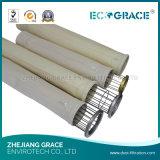 Saco de filtro industrial de Aramid do filtro de saco do gás