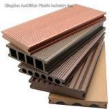 Bois de charpente composé en plastique en bois pour le plancher et la frontière de sécurité extérieurs