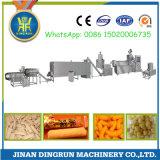 Aufblasen der Maisimbißnahrungsmittelaufbereitenden Maschine