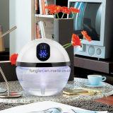 Вода - основанный очиститель воздуха с формой глобуса