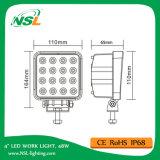 ذاتيّة [لد] عمل ضوء [48و] 4 بوصة [10-30ف] لأنّ شاحنة يعمل [لد] يعمل مصباح خفيفة