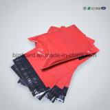 Tarjeta de encargo clara auta-adhesivo de OPP bolsa de plástico Mangas