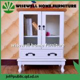 木製の居間の家具の収納キャビネット(W-CB-419)