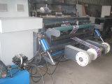Rolo automático do PVC BOPP de Rtfq-1300bc Jumbol que corta a máquina de estaca