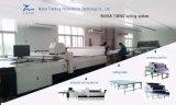Niedriger Preis-Leder-Gewebe geschnittene heißes Verkaufs-nichtgewebtes Gewebe-stempelschneidene Maschine