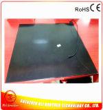600*850*1.5mm Heizungs-Schwarz-Silikon-Gummi-Heizung des Drucker-3D
