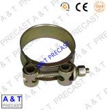 Clip resistenti ad alta resistenza del tubo flessibile delle fascette stringitube