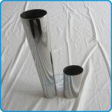 Pipe ovale d'acier inoxydable pour la décoration