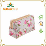 Preiswertes Promotional Canvas Cosmetic Bag Wholesale mit Custom Printing