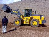 cargador de 5tons XCMG en la promoción Zl50gn