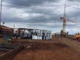 Vor-Ingenieur Stahlkonstruktion (MV-08) verschüttet/Werkstatt