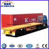 De Semi Aanhangwagen van de triContainer van de As/de Aanhangwagen van de Container
