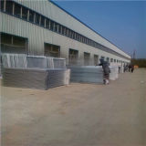 建築現場のためのAnping Hot Dipped Galvanized Temporary Fence Used