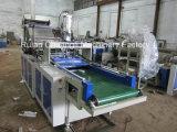 Auto de línea única de plástico de la camiseta llena Making Bolsa de la compra de la máquina