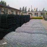 中国の供給によって電流を通される石造りの金網かワイヤーバスケット