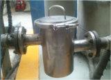 Tipo líquido separador magnético permanente do encanamento para o líquido do alimento, fatura de papel
