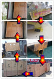 Máquina do gravador do router do CNC de 3 linhas centrais para a madeira, acrílico, bronze,