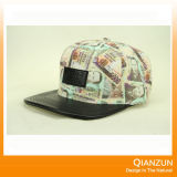 Chapéus mexicanos do Snapback do estilo do jacquard liso de Customed