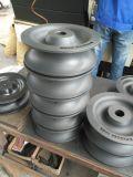 Rotella di alluminio della puleggia di alta qualità da vendere