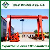 China-einzelne Träger-Portalkran-Hebevorrichtung 10 Tonne