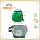 Poliéster Material Round Cooler Bags, Round Cooler Shoulder Bags