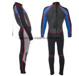 мокрая одежда подныривания Sportswear неопрена втулки краткости Scuba резины 2357mm длинняя