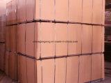 Madera contrachapada del anuncio publicitario del abedul del álamo de Okoume Bintangor