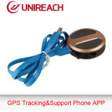 GPS impermeable Tracker para Pet con Geo-Fence Alarm (MT80)