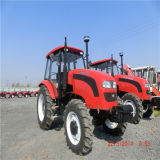 110HP 4WD Farm Tractor Four Wheel Drive Agricultural Tractor con Low Prices